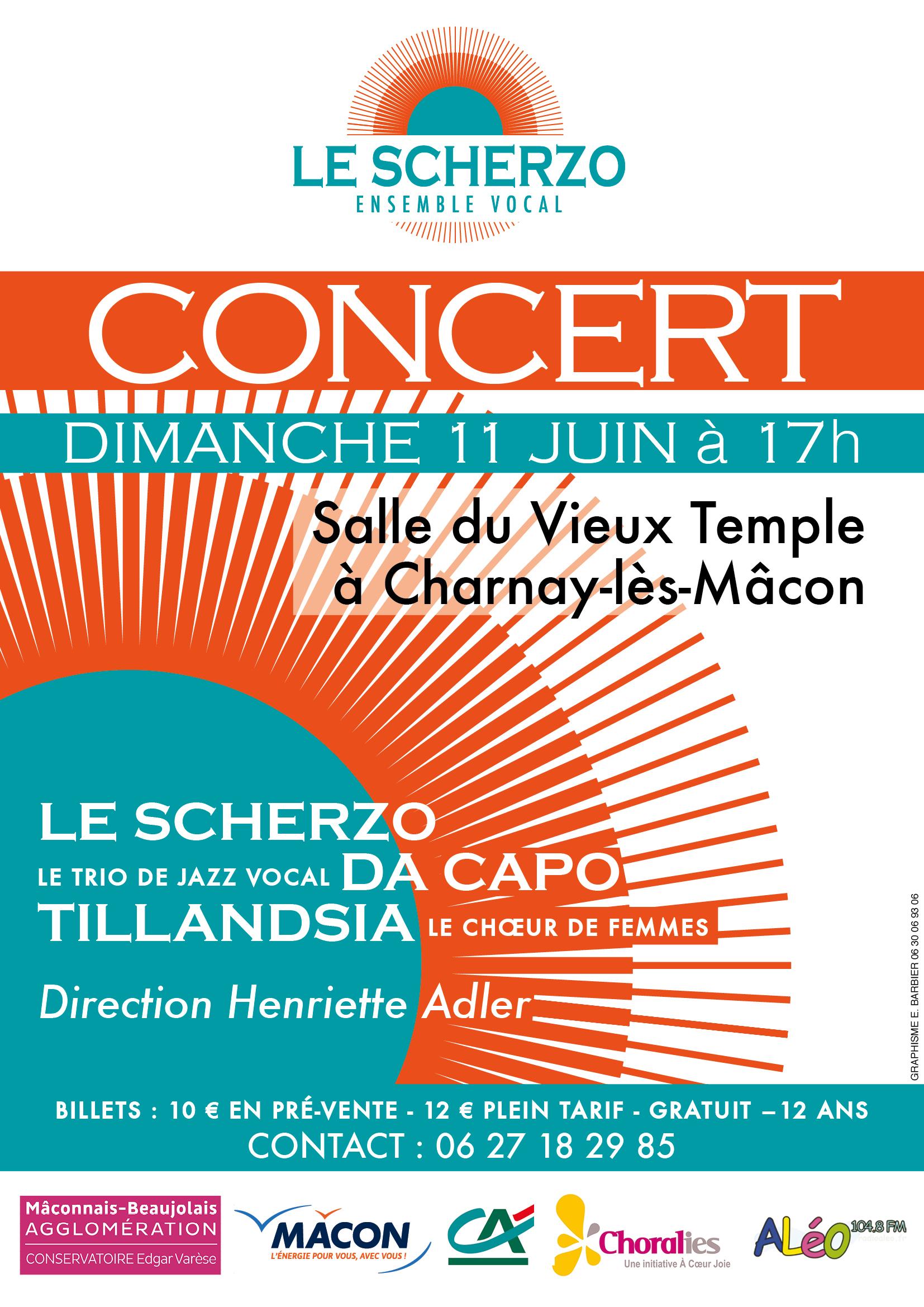 Concert du 11 Juin