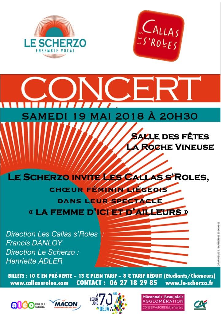 Concert du 30 septembre