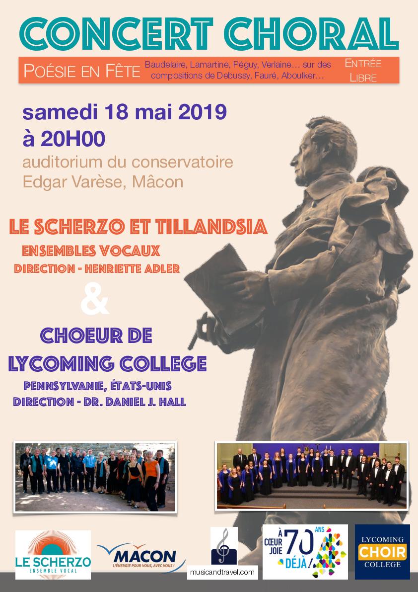 Concert en Poésie